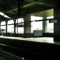 Photo taken at Tughlaqabad Metro Station by Nitish K. on 5/14/2012