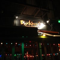 Photo taken at Blockheads Burritos by Hassan E. on 5/24/2012