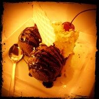 Photo taken at siam gelato ice-cream by Panida Noi on 4/13/2012