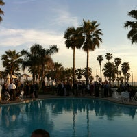 Photo taken at Hyatt Regency Huntington Beach Resort and Spa by Samuel H. on 4/20/2012