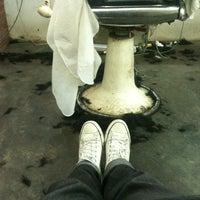 Photo taken at Gaya Ratna Hair Saloon by ( ͡° ͜ʖ ͡° ) on 5/30/2012