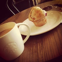 Photo taken at Starbucks by Saja A. on 6/14/2012
