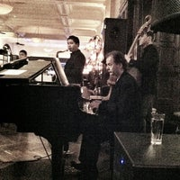 Photo taken at Long Bar by Andrew T. on 4/27/2012