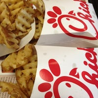 Photo taken at Chick-fil-A Broadcasting Square by Jarod Y. on 7/26/2012