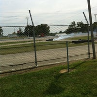 Photo taken at Columbus 151 Speedway by Vincent C. on 9/1/2012
