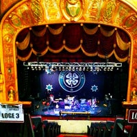 Photo taken at The Fillmore Detroit by Krysten C. on 2/18/2012