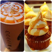 Photo taken at Starbucks by Christoper J. on 4/18/2012