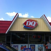 Photo taken at Dairy Queen by Kim C. on 7/20/2012