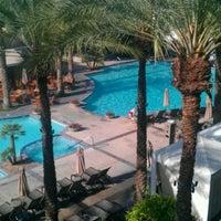 Photo taken at Arizona Biltmore, A Waldorf Astoria Resort by Tom Z. on 7/10/2012