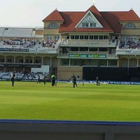 Photo taken at Trent Bridge Cricket Ground by Joe D. on 8/19/2012