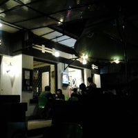Photo taken at Cirkel Crowd and Coffee by Titia S. on 3/3/2012