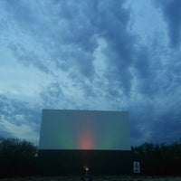 Photo taken at Galaxy Drive In Theatre by Daniel B. on 8/15/2012