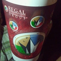Photo taken at Regal Cinemas Fox Run 15 & RPX by Marieta Mandie S. on 7/12/2012