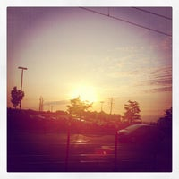 Photo taken at American Boulevard LRT Station by Recliner Jockey on 6/29/2012
