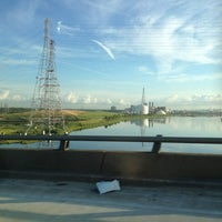 Photo taken at High Rise Bridge by Mary P. on 7/17/2012