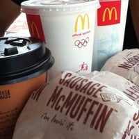 Photo taken at McDonald's by Fariq Y. on 6/21/2012