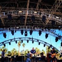 Photo taken at Coachella Outdoor Theatre by Kayvon T. on 4/21/2012