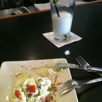 Photo taken at California Pizza Kitchen by Sharon T. on 7/1/2012