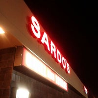 Photo taken at Sardo's by Perry K. on 5/23/2012