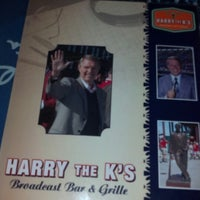 Photo taken at Harry the K's Broadcast Bar & Grille by Laura G. on 9/8/2012