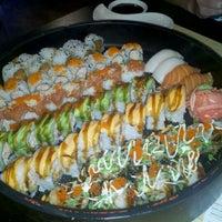 Photo taken at Drunken Fish by John O. on 5/11/2012