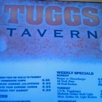 Photo taken at Tuggs River Saloon by Kayla B. on 8/31/2012