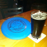 Photo taken at Blackfoot River Brewing Company by TJ L. on 5/25/2012