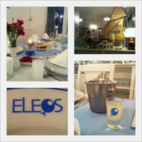 Photo taken at Eleos by Gonca on 1/20/2012