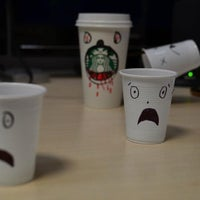 Photo taken at Starbucks by Robin H. on 9/29/2011