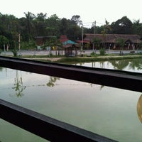 Photo taken at Coffee Village Cafe by Faizul K. on 12/4/2011