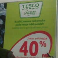 Photo taken at Tesco Extra by Ude N. on 11/13/2011