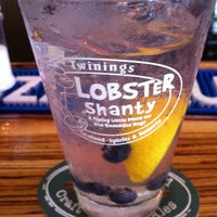 Photo taken at Lobster Shanty by Melissa S. on 7/1/2012