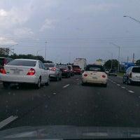Photo taken at Interstate 4 by Sara A. on 8/3/2011