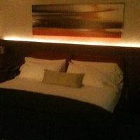 Photo taken at Hotel Derek by Jim @ Xikar T. on 5/20/2011