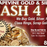 Photo taken at Grapevine Gold & Silver Exchange by Vh1 6 G. on 10/19/2011