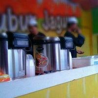Photo taken at Bubur Jagung by MSR on 4/21/2012