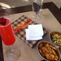 Photo taken at Fireside Lounge at Four Seasons Resort Vail by Sherri M. on 4/6/2012