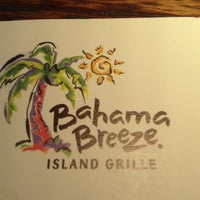 Photo taken at Bahama Breeze by Bianca M. on 5/17/2012