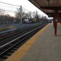 Photo taken at PATCO: Ashland Station by Jeff K. on 3/24/2012