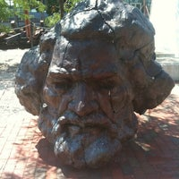 Photo taken at Frederick Douglass-Isaac Myers Maritime Park by Jamie L. on 7/30/2011
