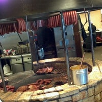 Photo taken at The Salt Lick by Jeff M. on 12/30/2011