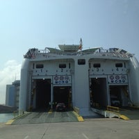 Photo taken at Naviera Armas - Ferry Melilla-Motril by Macu on 9/7/2012
