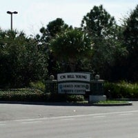 Photo taken at Congressman C.W. Bill Young Armed Forces Reserve Center by Domenick C. on 1/28/2012
