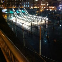 Photo taken at Convention Place Station by Matthew C. on 1/7/2012