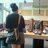 Photo taken at John Fluevog Shoes by Alexi B. on 9/25/2011