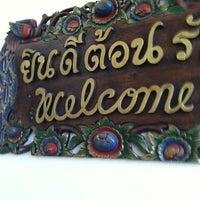 Photo taken at Thai Taste by Bridget K. on 4/3/2011