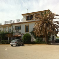 Photo taken at Bar Restaurante El Faro by Pedro G. on 6/8/2012