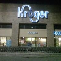 Photo taken at Kroger by Sarah P. on 12/19/2011