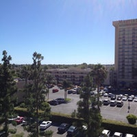 Photo taken at Clarion Hotel Anaheim Resort by Andrew H. on 6/25/2012