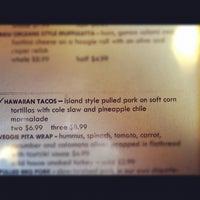 Photo taken at Boulder Cafe by Jeff T. on 1/28/2012